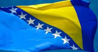Боснійський міністр пішов у відставку через Україну, — ЗМІ