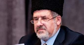 Трьох членів Меджлісу не випускають з Криму в Україну, — Чубаров