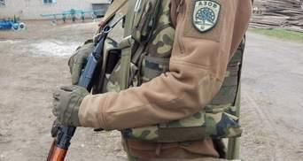 """В """"Азові"""" кажуть, що ситуація в Маріуполі повністю під контролем сил АТО"""