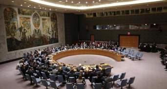 Рада Безпеки ООН не змогла узгодити заяву по Маріуполю