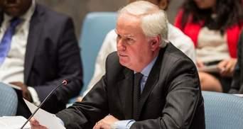 Удар по Мариуполю был бы невозможен без поддержки РФ, — представитель Великобритании в ООН