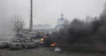 СБУ показала докази обстрілу Маріуполя російськими військовими