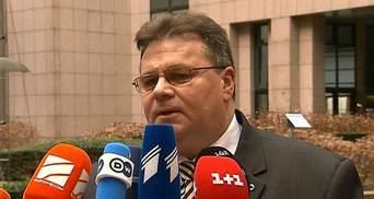 Украинцы ждут дополнительные санкции против России, — МИД Литвы
