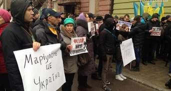 Горсовет Мариуполя признал Россию агрессором