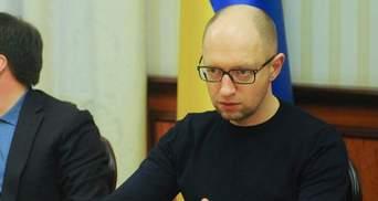 В этом году Украина должна отдать 11 млрд долларов, — Яценюк