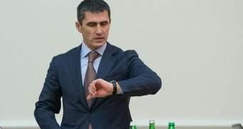 Віталій Ярема: кілька кроків до відставки