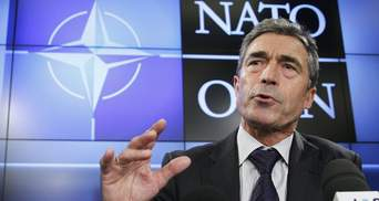 """Экс-генсек НАТО опасается, что на Прибалтику ждут """"зеленые человечки"""" и гибридная война"""
