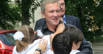 Черновецкий в Грузии активно занялся благотворительностью