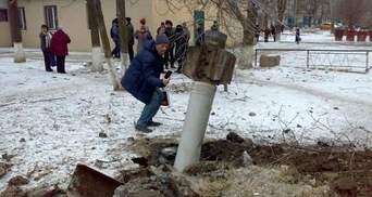 В Краматорске в результате обстрела погибли по меньшей мере три человека