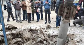 В Краматорске погибло 7 гражданских и 4 военных
