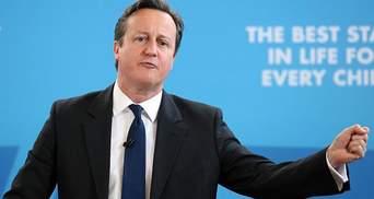 Британія закликає відмовитися від політики умиротворення Росії