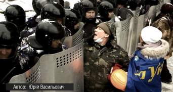 Мой Майдан. Очередная порция фото с самых горячих событий Революции достоинства