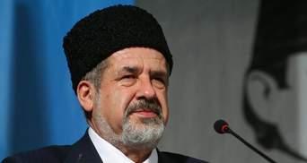 В окупованому Криму неможливо скликати Курултай, — Чубаров