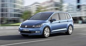 Volkswagen показал новый Touran