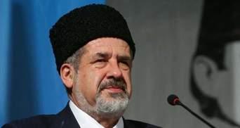Чубаров — за відновлення транспортного сполучення з окупованим Кримом