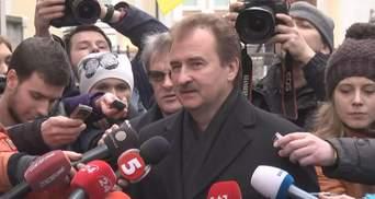 Розпочався суд проти екс-глави КМДА Олександра Попова