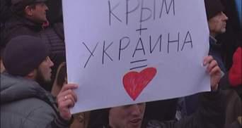 Рік війни в Україні: втрата Криму і Донбасу
