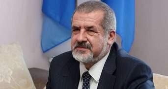 Пропозиція Чубарова: Поставляти продукти в Крим тоді, коли там поважають права людини