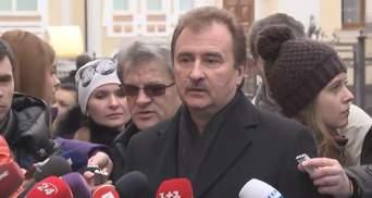 Сьогодні відбудеться судове засідання у справі Попова