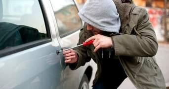 Які автомобілі найбільше крадуть в українців? ТОП-10