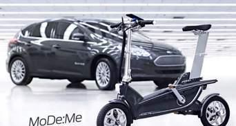 Ford представила прототипи електричних велосипедів