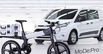 Инновации. Электрические велосипеды от Ford, панорамные ролики в YouTube и двуногий робот