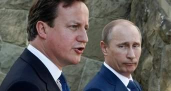 """Кемерон відновлює програму часів """"холодної війни"""" для захисту Східної Європи від Росії"""