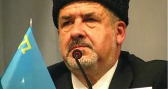 Чубаров залишився очільником Меджлісу, Умеров — його заступник