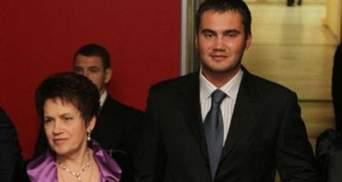 Телефони матері і брата загиблого Януковича-молодшого — відключені