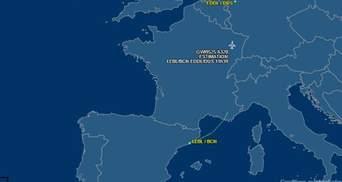 Авиакатастрофа во Франции: никто не выжил