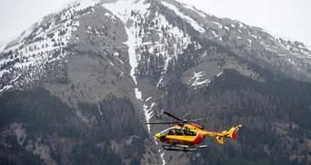 Останки жертв авиакатастрофы во Франции могут искать несколько дней