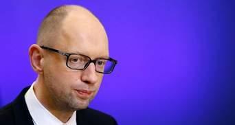 Яценюк звільнить усе керівництво Держслужби з надзвичайних ситуацій