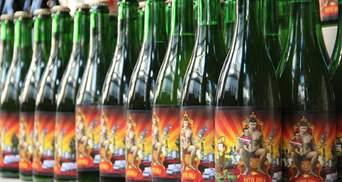 """Во Львове выпускают пиво под названием """"Putin Huilo"""""""