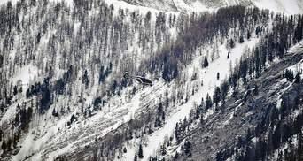 """В Альпах знайшли другу """"чорну скриньку"""" з розбитого A320"""