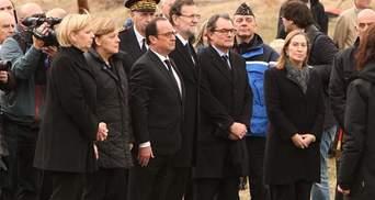 У катастрофі Airbus загинули громадяни 15 країн, — Олланд