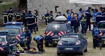 У Lufthansa не підтвердили відсутність одного з пілотів у кабіні А320 в момент падіння