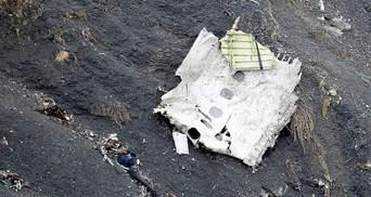 Другий пілот Airbus А320 цілеспрямовано розбив літак