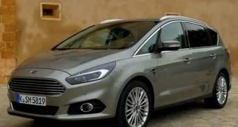 Розумний обмежувач швидкості від Ford
