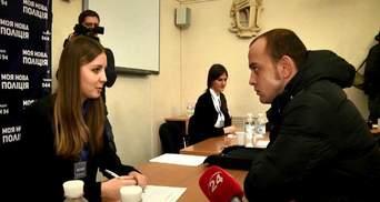 Як стати поліцейським? Журналістка перевіряла реформи в МВС і спробувала стати патрульним