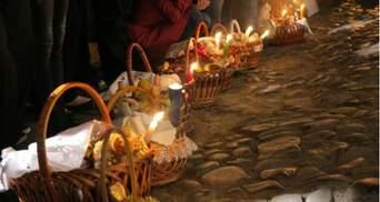 """Великдень на Заході буде """"мокрим"""", на решті території —  сонячно"""