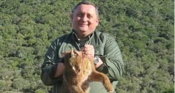 Депутат Дубневич хвалиться, як вбиває диких тварин