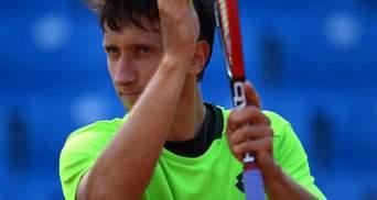 Теннис. Долгополов и Стаховский удачно стартовали на турнире в Монте-Карло