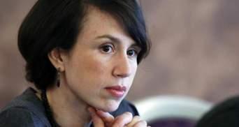 Татьяна Черновол получила более миллиона дохода