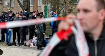 Милиция нашла пятерых свидетелей убийства Бузины