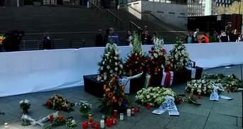 В Кельне почтили жертв крушения Airbus А320