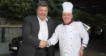 Як Кісєльов нагодував Порошенка і покійного Бузину