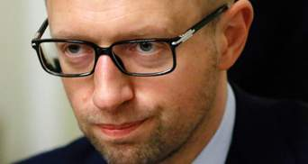 Яценюк знает, зачем убивали экс-регионалов