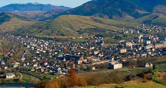 На Прикарпатті через Януковича перейменували село Межигір'я