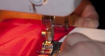 Украинский бизнес идет в онлайн... шить!