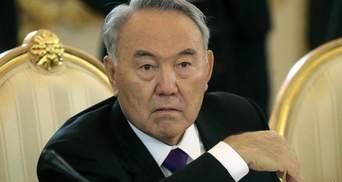 Казахстан ввів свої санкції щодо Росії